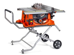 Table saw safety setup